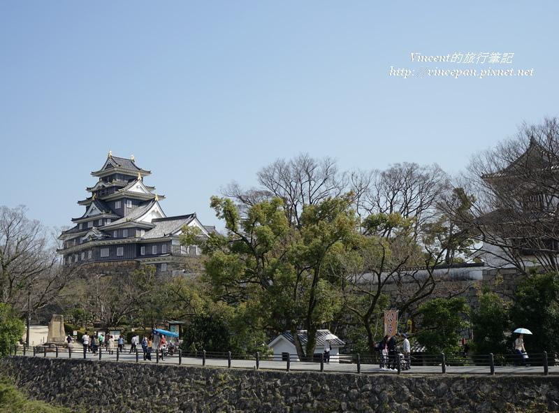 岡山城 櫓