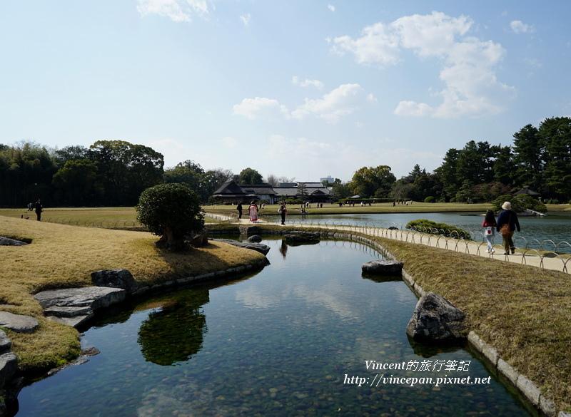 後樂園 水道