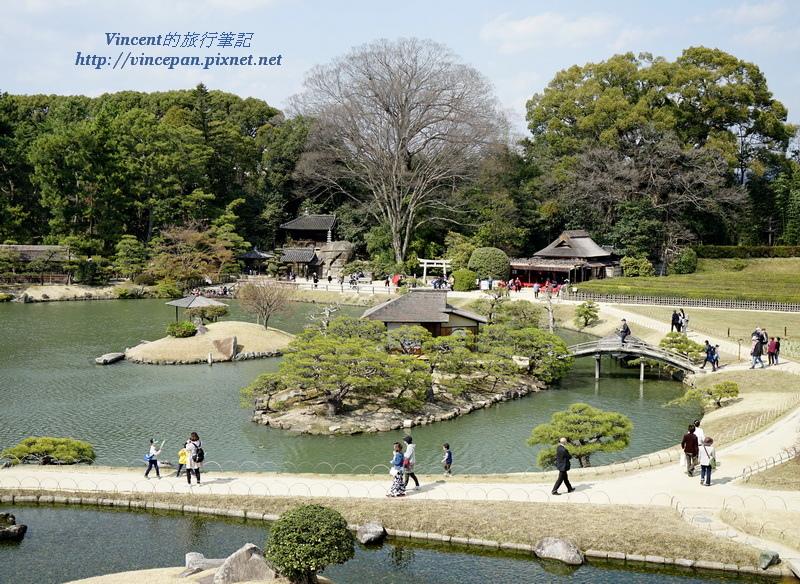 澤之池 遊客