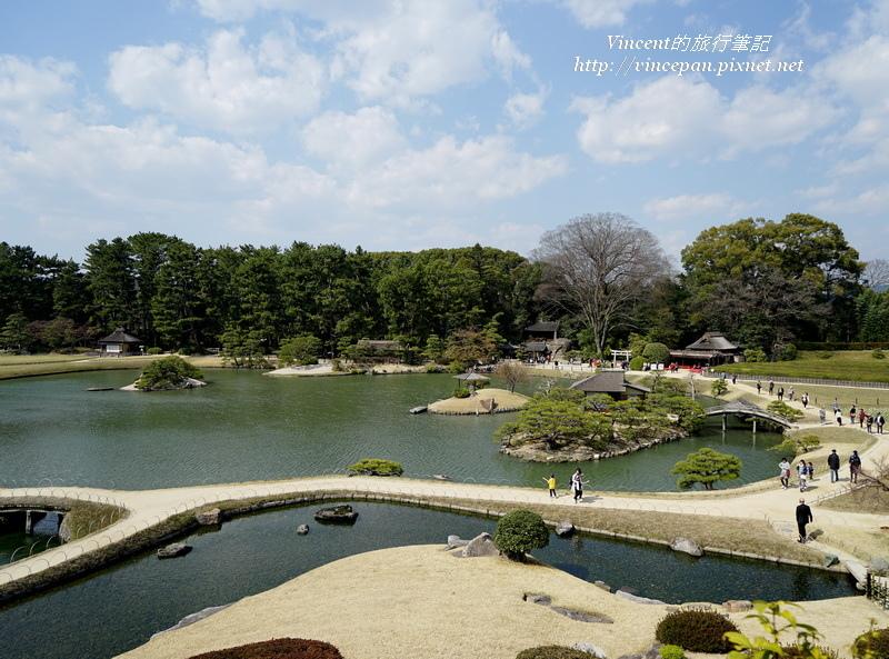 澤之池 遠眺