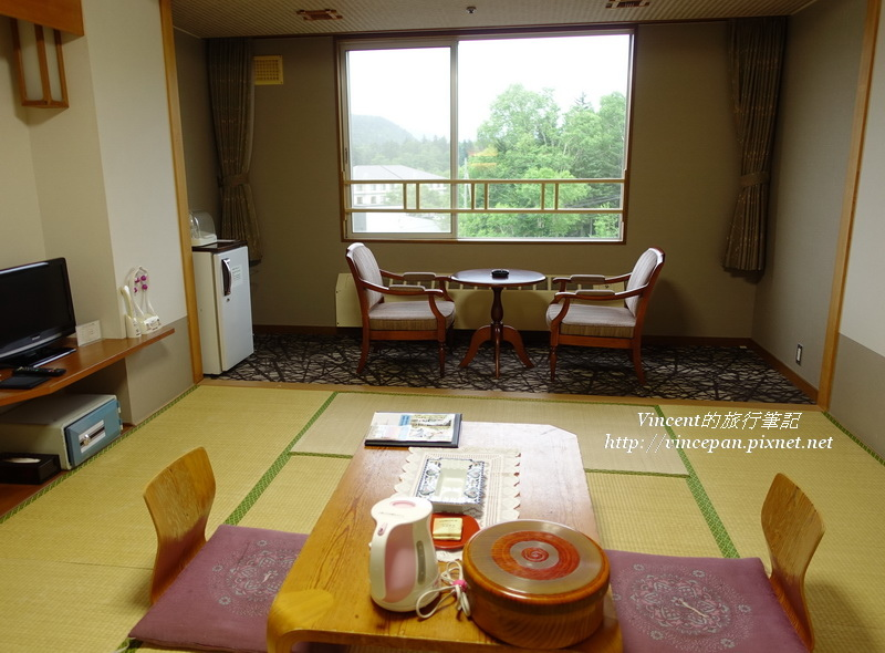 大雪山白金観光ホテル 房間