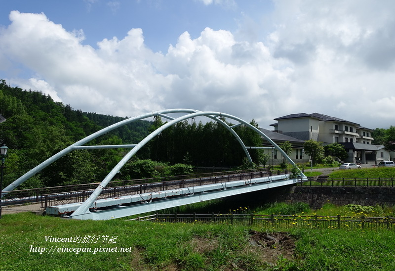 湯元白金温泉ホテル 鐵橋
