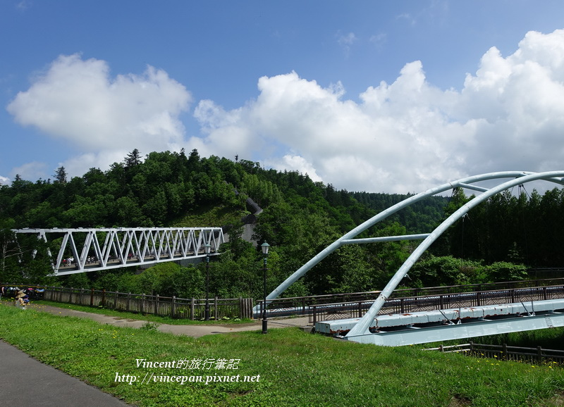 鐵橋 青川之橋