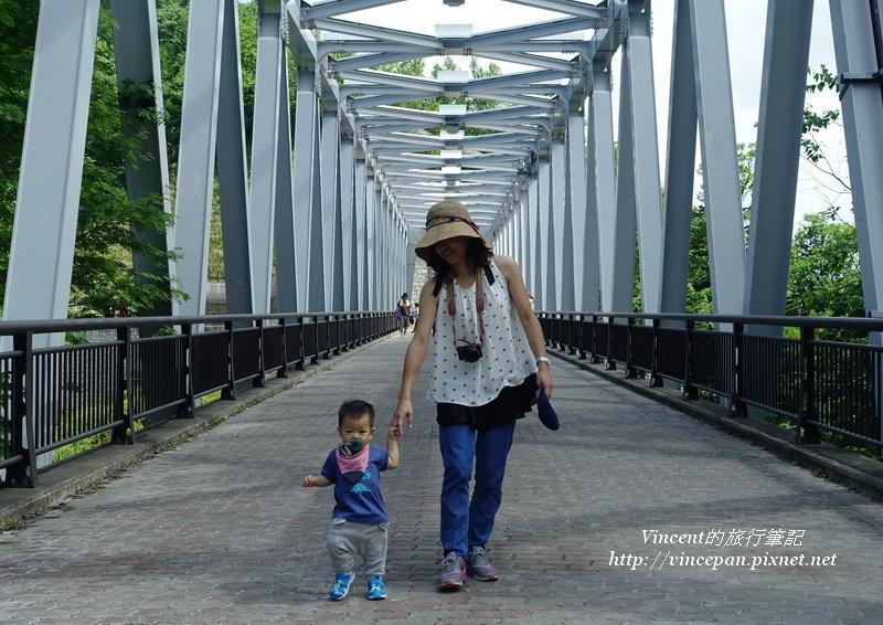 青川之橋散步