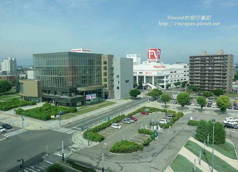 JR帯廣站主廣場