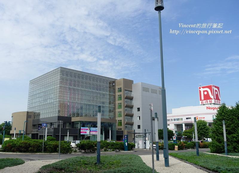 JR帯廣站主廣場 建築