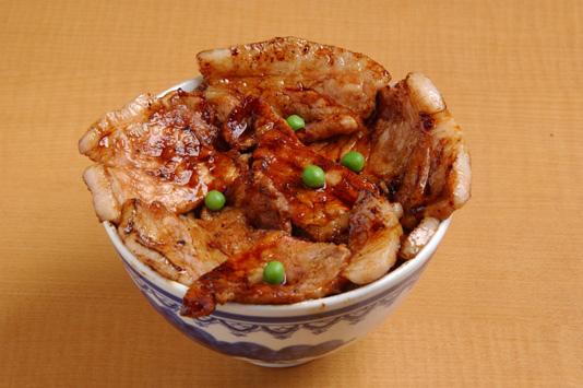 元祖 豚丼のぱんちょう