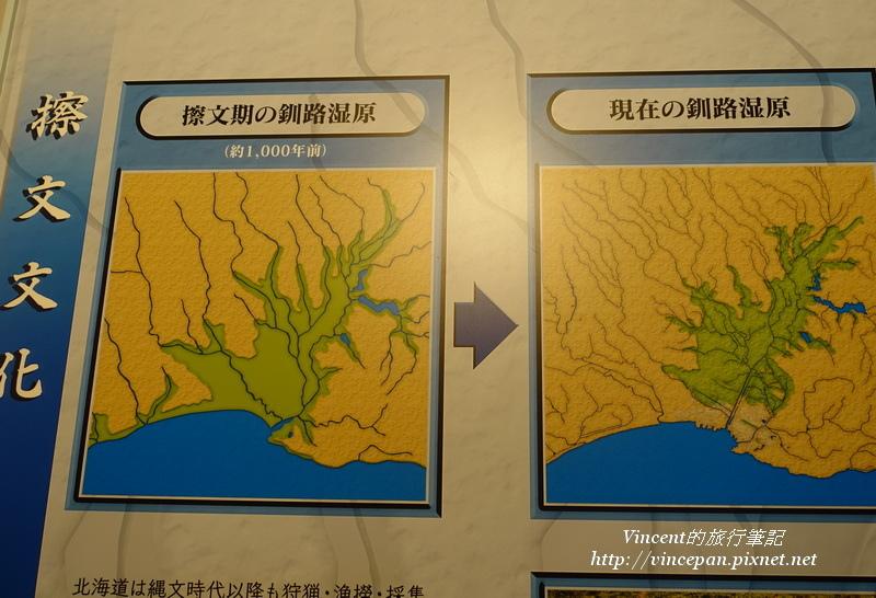 釧路湿原演進