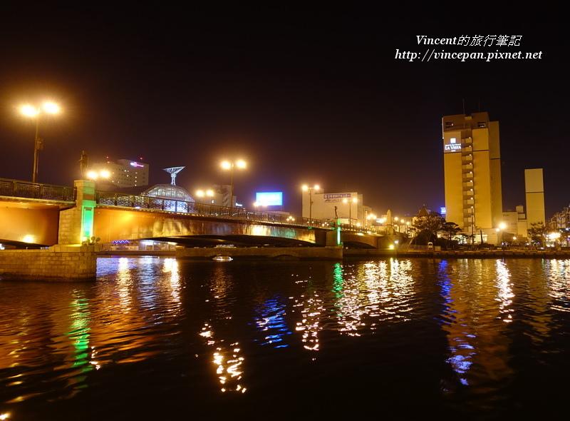 幣舞橋 夜景 飯店