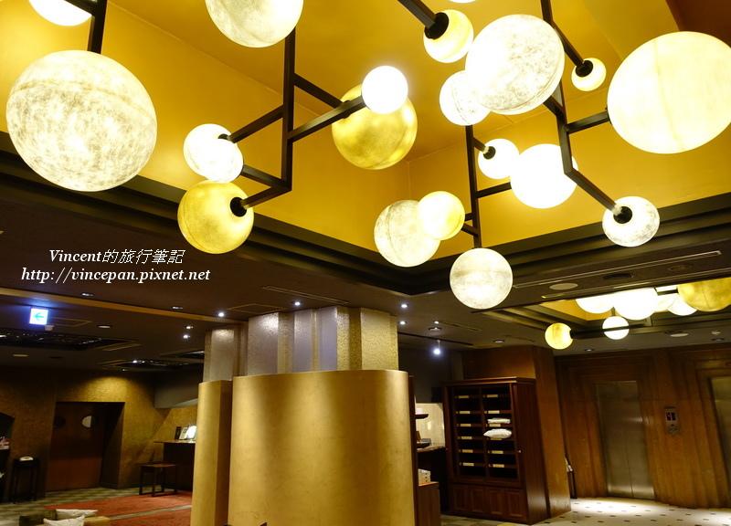 Century Castle Hotel燈飾