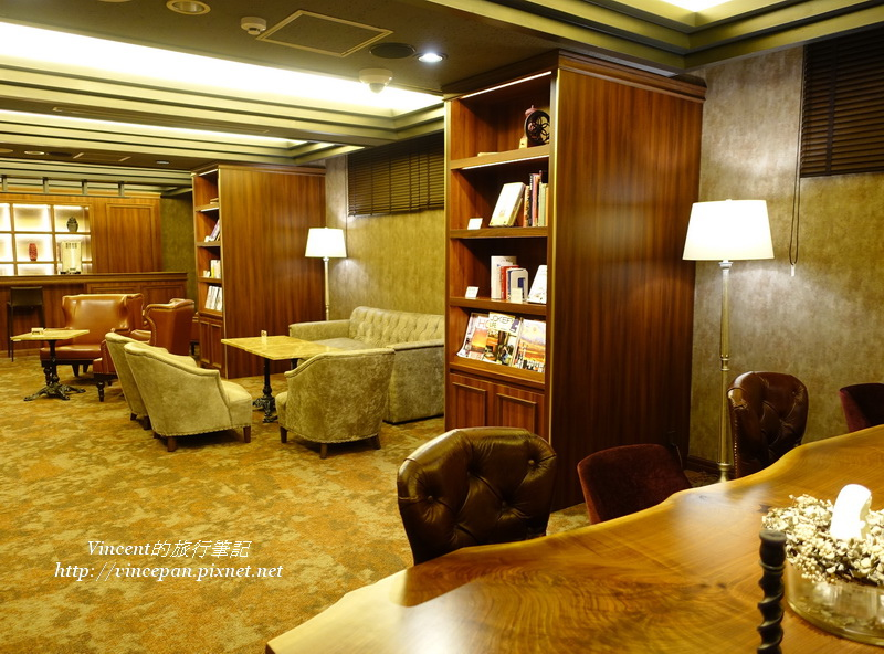 Century Castle Hotel交誼廳