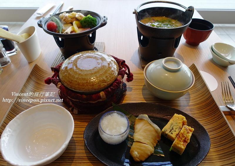 日式和食早餐