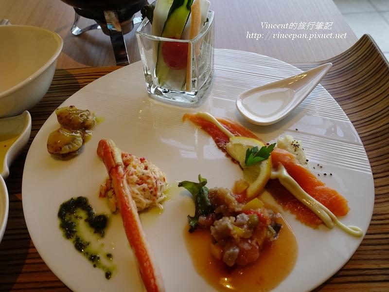西式洋食 海鮮