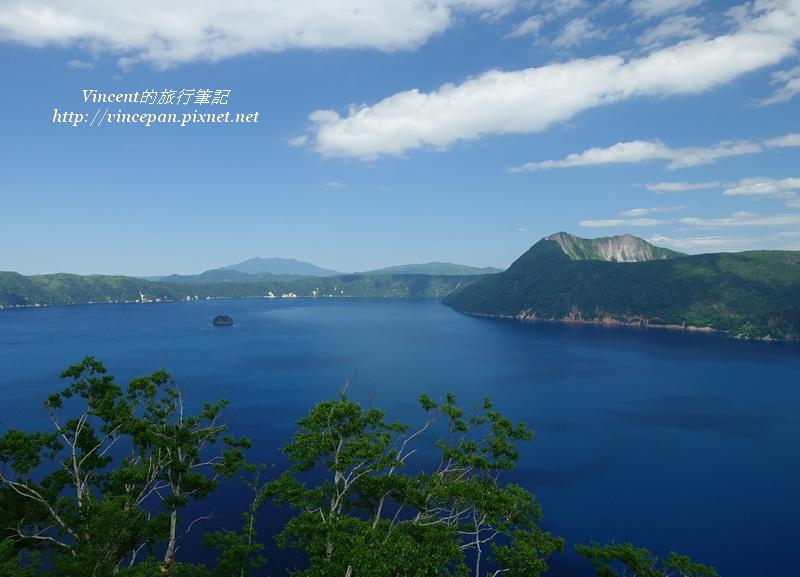 摩周湖 卡姆依修島