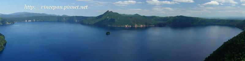 第三展望台 摩周湖全景