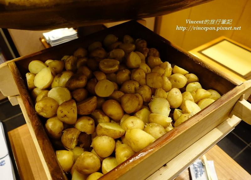 免費的蒸馬鈴薯