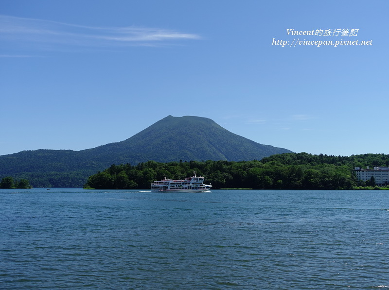 阿寒湖 遊覽船