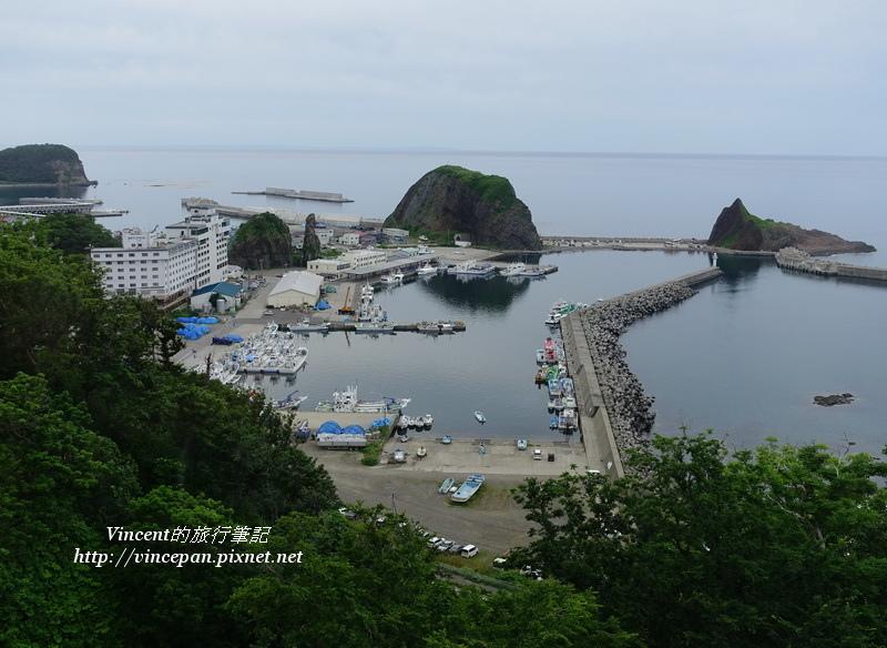 宇登呂ウトロ港