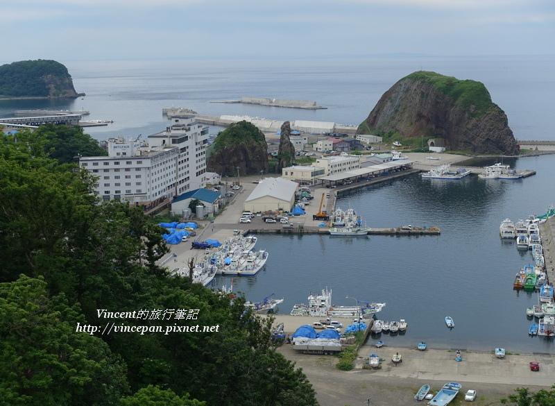 宇登呂港口