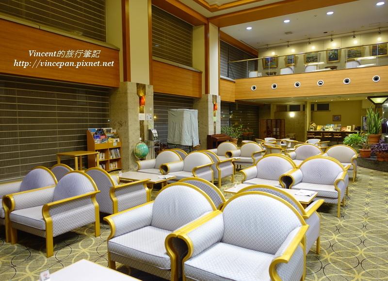 大江本家的大廳