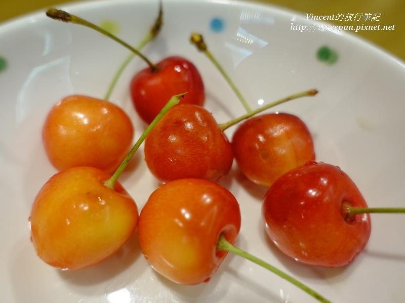 白櫻桃  1