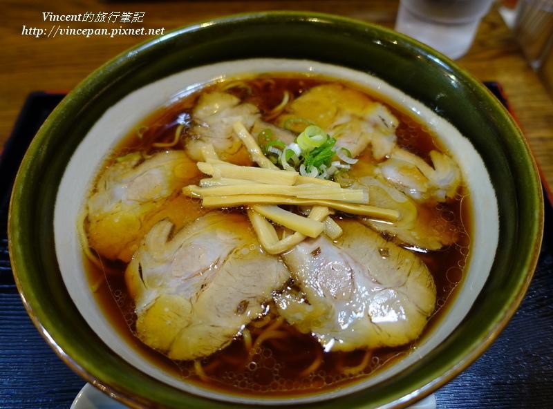 いし田醬油叉燒拉麵