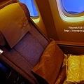華航豪華經濟艙座椅