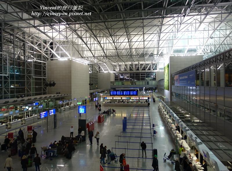法蘭克福國際機場 大廳