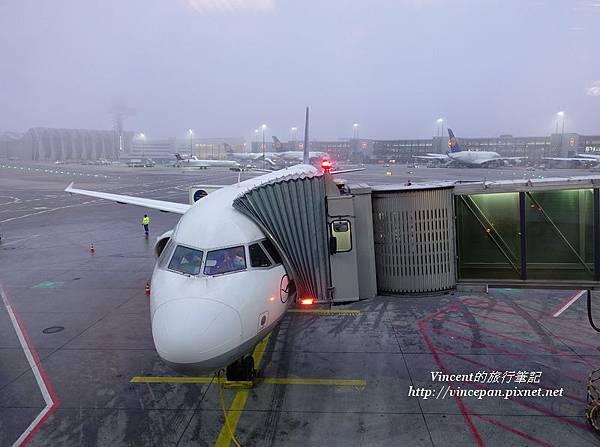 漢莎航空飛機