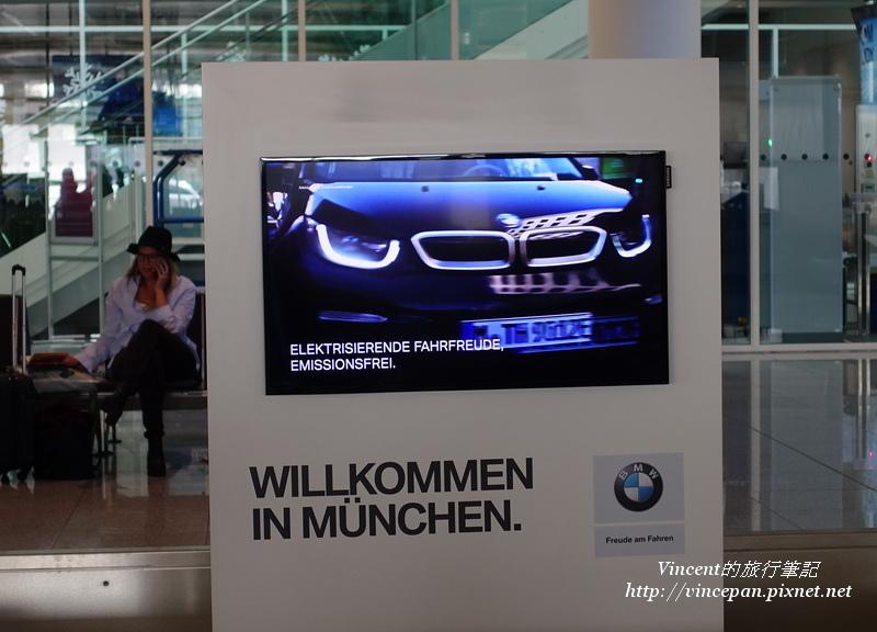 BMW寶馬汽車廣告