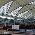 慕尼黑機場前廣場