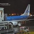 KLM荷航班機