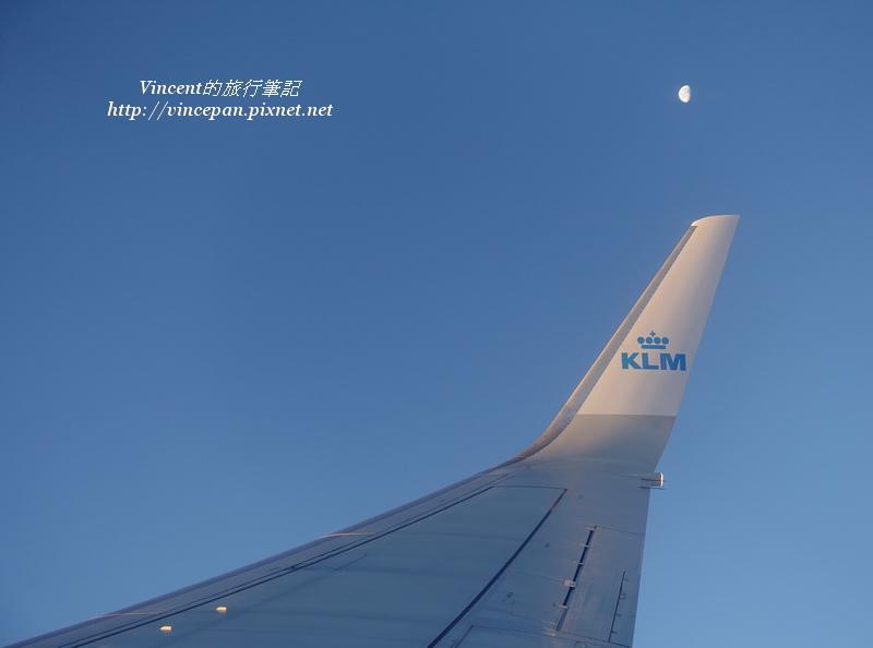 KLM月亮