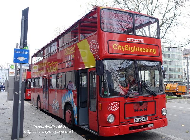慕尼黑觀光巴士