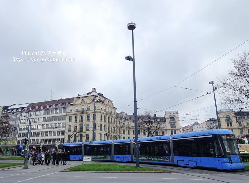 慕尼黑電車1