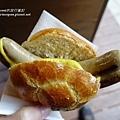 麵包夾德國香腸