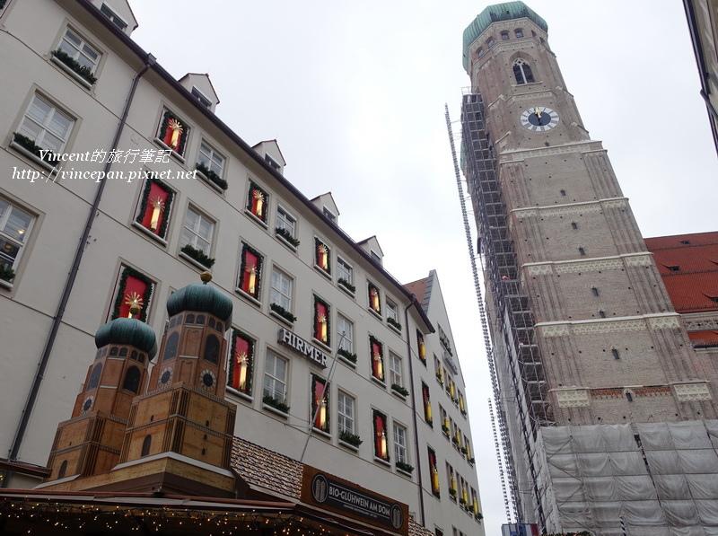 聖母主座教堂Frauenkirche