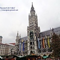 瑪利亞廣場 Marienplatz