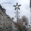 聖誕市集 路燈