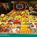 穀物市場水果攤