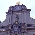 聖神教堂雕像Heilig-Geist-Kirche