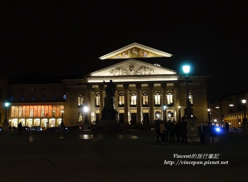 慕尼黑國家劇院National Theatre