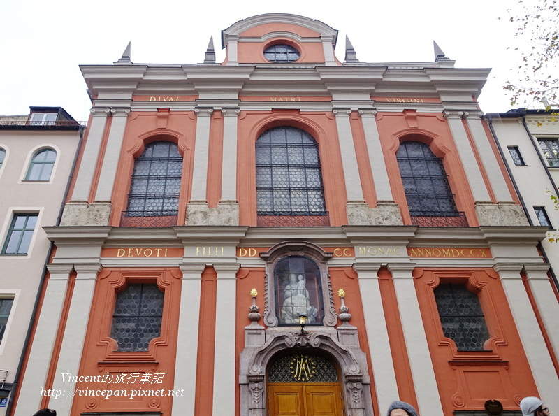 伯格塞爾教堂Bürgersaalkirche