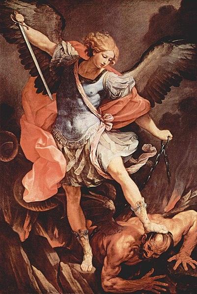 St. Michael 天使長