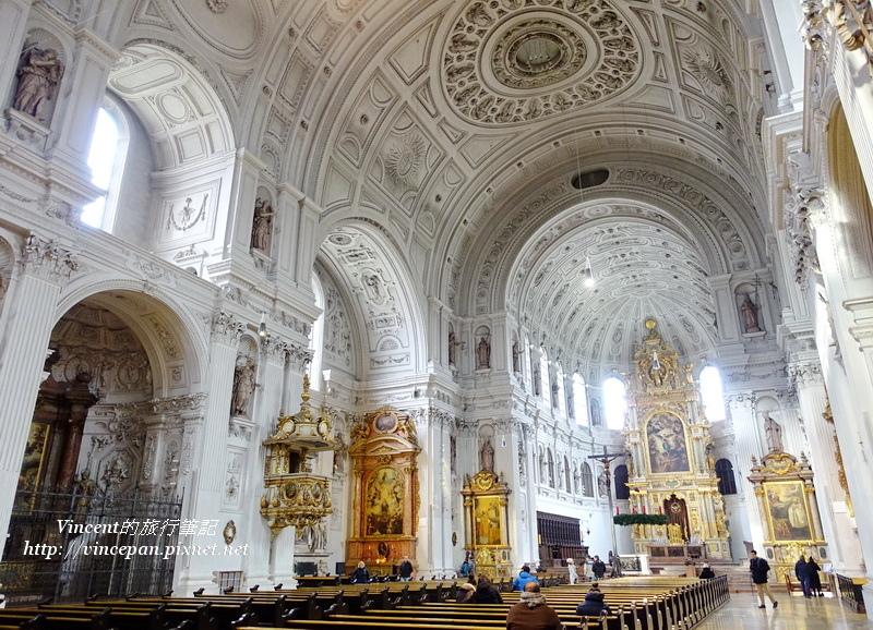 聖米歇爾教堂拱頂 橫