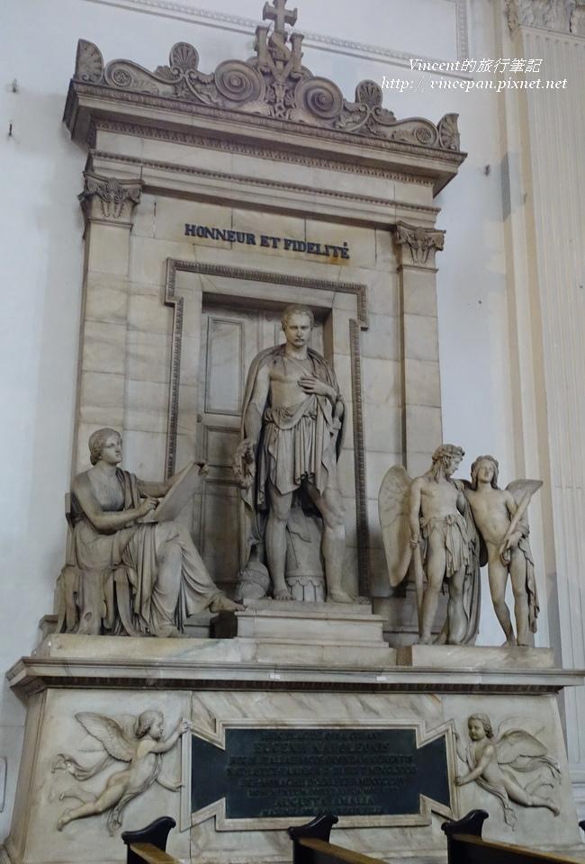 Monument to Eugène de Beauharnais
