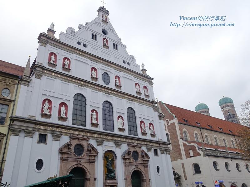 聖米歇爾教堂 外觀