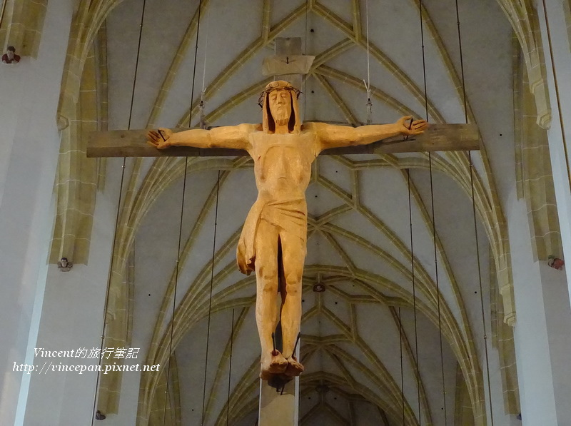 聖母主座教堂 基督像