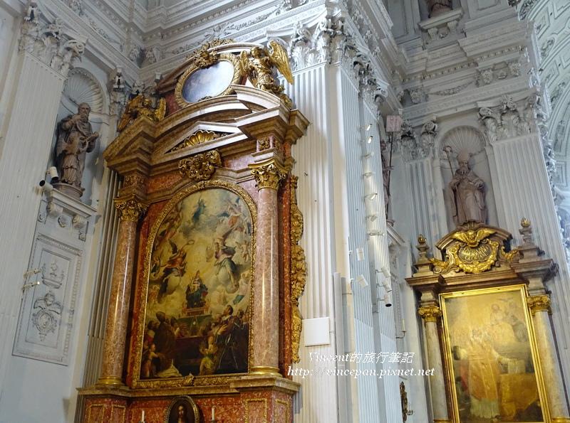聖米歇爾教堂畫像
