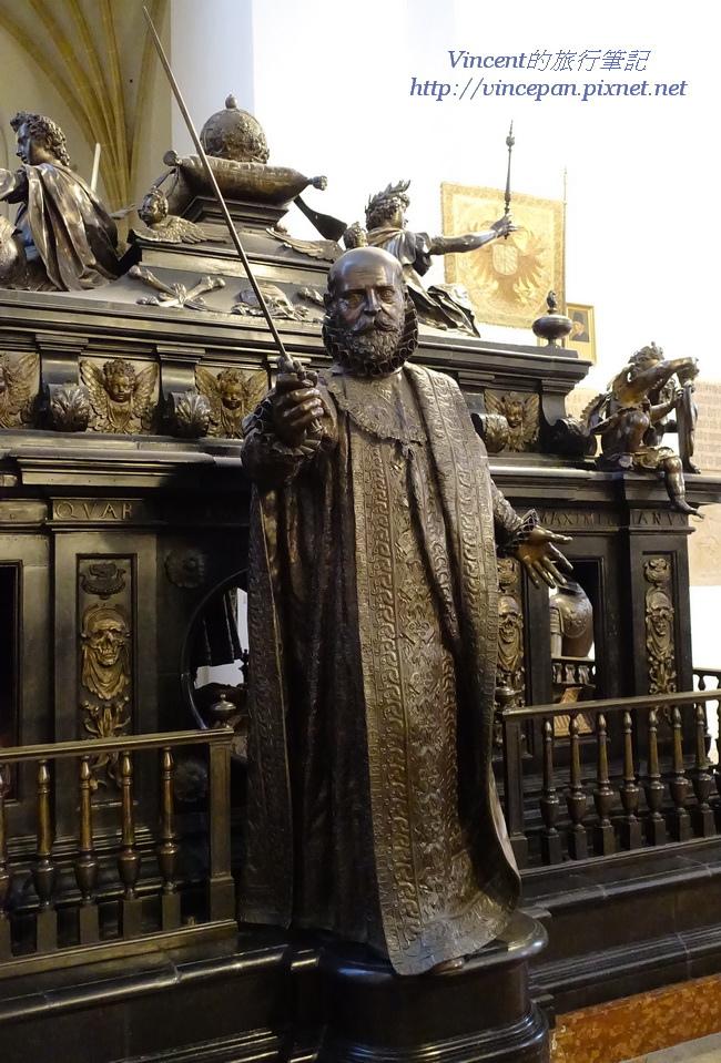 路易四世的雕像